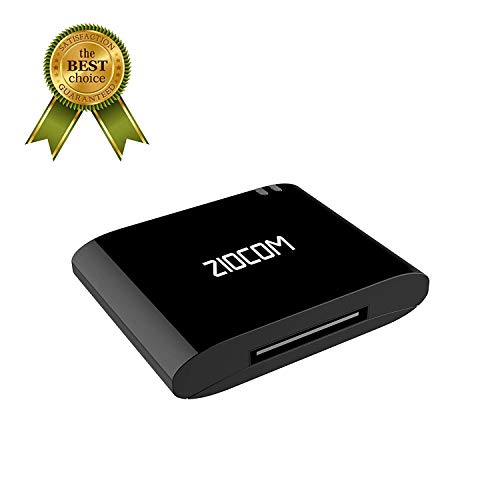 Bluetooth 4.1 A2DP Audio Music Receiver Bluetooth Adapter for Bose Sounddock and 30Pin iPhone iPod Dock Speaker (Not Suitable Bose Sounddock I)