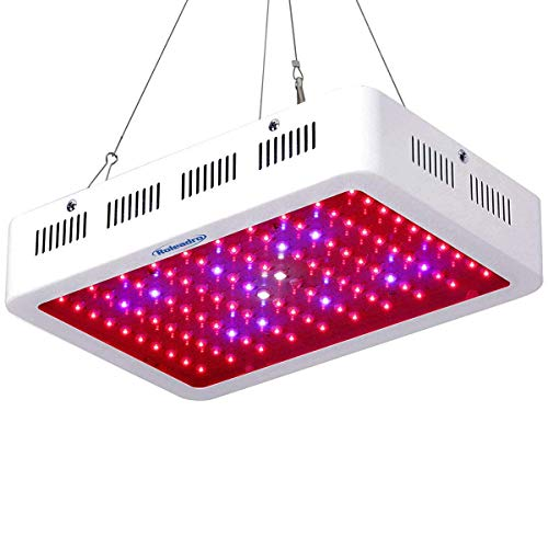 Roleadro LED Grow Light, Galaxyhydro Series 1000W Indoor Plant Grow Lights Full Spectrum with UV&IR for Veg and Flower-1000w