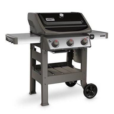 Weber-45010001-Spirit-II-E-310-3-Burner-Liquid-Propane-Grill-Black