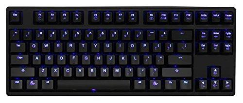 Ducky DK9087 Shine 3 MX Red Switch Blue RGB LED 87KEYS Mechanical Keyboard
