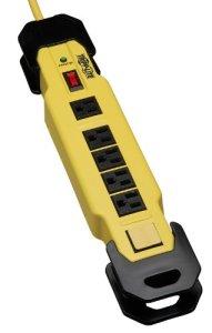 Tripp Lite Surge Protector Power Strip 6ft Cord Right Angle Plug3