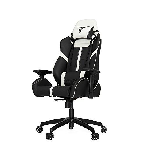 4GamerGear Vertagear S-Line SL5000 Racing Series Gaming Chair (Rev. 2) Oct. 2016 (Black/White)