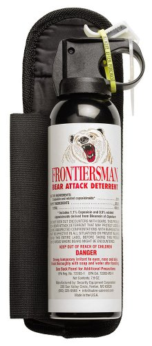 Frontiersman Bear Spray with Chest or...