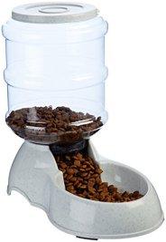 AmazonBasics-Self-Dispensing-Gravity-Pet-Feeder-and-Waterer