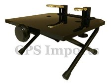 Lightweight Portable Adjustable Piano Pedal Extender Bench
