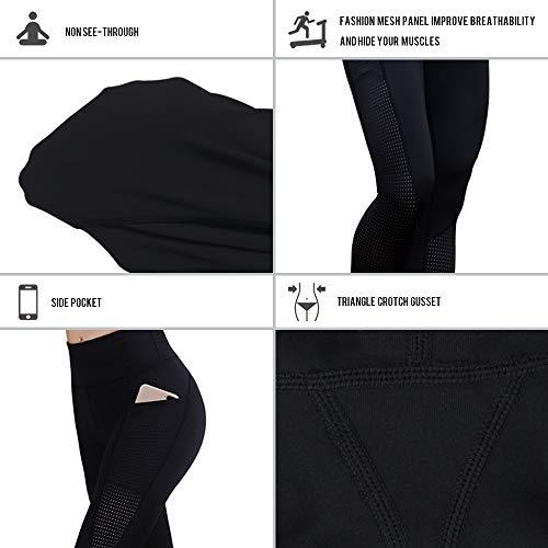 Plus size cropped yoga pants