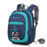Mountaintop Kids Toddler Backpack,8.7 x 3.7 x 12.2 in (Sapphire Blue6031A)