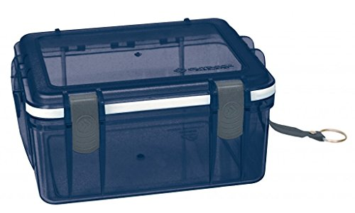 Outdoor Products Watertight Box, Large, Dress Blues