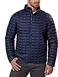 Ben Sherman Men's Quilted Lightweight Jacket (L, Navy)
