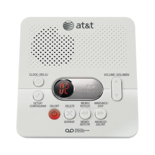 Atamp;T 1740 Digital Answering Machine