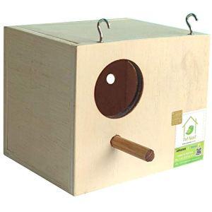 breeding box for canaries