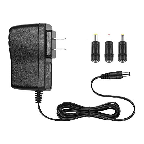 12V Power Adapter Supply Compatible WD Western Digital My Book Essential, Seagate Expansion SRD0SD1 SRD00F2 / Backup Plus SRD0SD0 / Central/GoFlex FreeAgent External Hard Drive Power Cord
