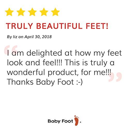 Baby Foot - Original Exfoliant Foot Peel - 2.4 Fl. Oz. Lavender Scented Pair 10