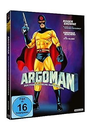 Argoman - Der phantastische Supermann - Limited Edition auf 1000 Stück