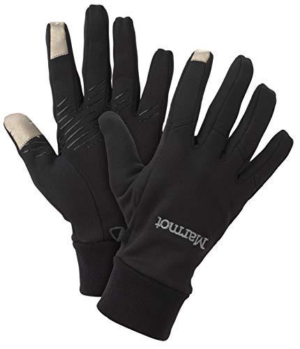 Marmot Men's Connect Glove, X-Small, Black