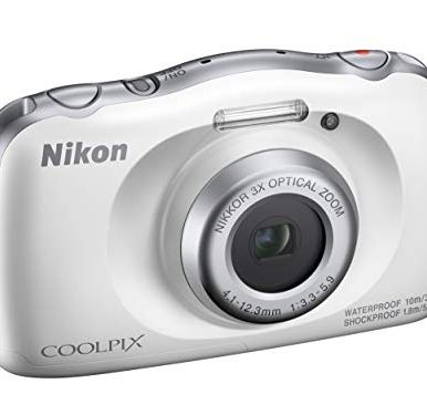 Nikon-Coolpix-W150-White-Compact