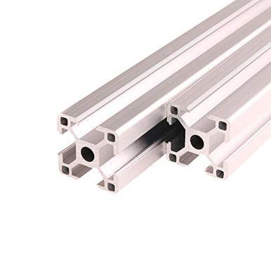 CHUANGNENG-2PCS-400mm-3030-Aluminum-Profile-Extrusion-European-Standard-Anodized-Linear-Rail-CNC-3D-Printer-Parts-for-3D-Printer-and-CNC