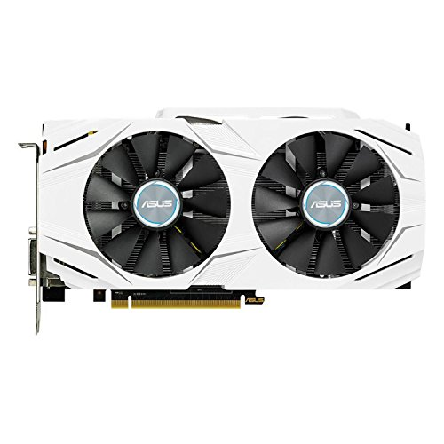 Asus Dual Series GTX 1060 3GB GDDR5 Video Card with Color-Matched PC Build for Esports Gaming 5