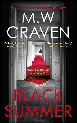 Verano Negro de M.W. Craven