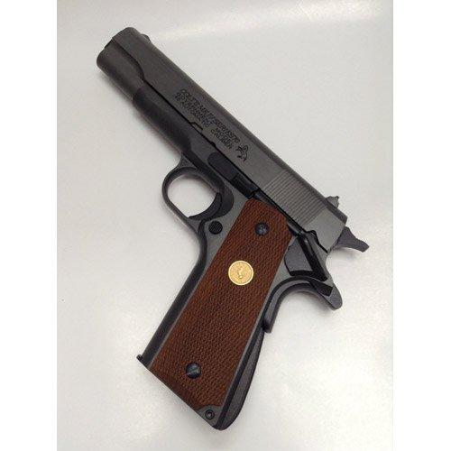 撃つ感触が楽しいタニオコバの発火式モデルガン「GM7.5 Series70」