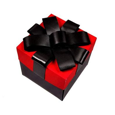 Crafted-with-passion-Explosion-Box-for-BirthdayAnniversaryWeddingAll-Occasion-Red