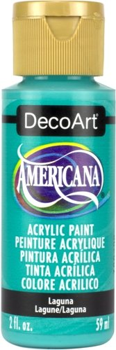 DecoArt 2 Ounce, Laguna Americana Craft Paint