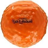 Sportime Yuck-E-Medicine Ball, 8-1/2 Inches, 8-4/5 Pounds, Orange