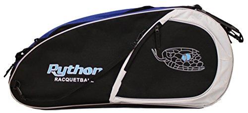 Python Deluxe 3 Racquet Racquetball Bag (Great Value)