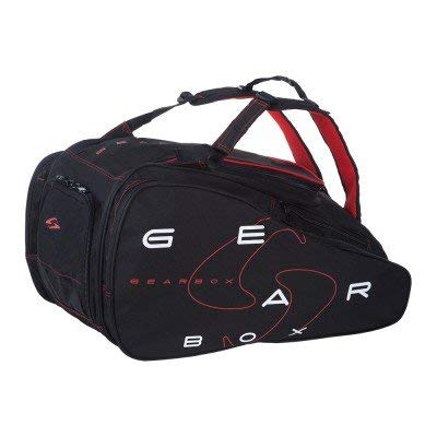 Gearbox Ally Bag (Black/Red)