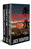 Raja Williams Mystery Thriller Series: Books 1-3 (The Raja Williams Series Boxset Book 1)
