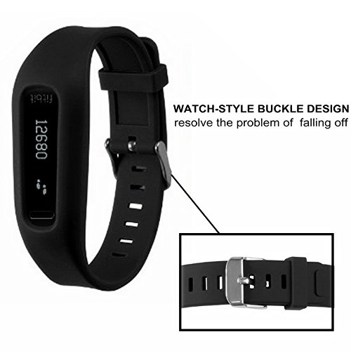 Dunfire Colorful Replacement Clip Holder Fitbit One Wireless Activity Plus Sleep Tracker