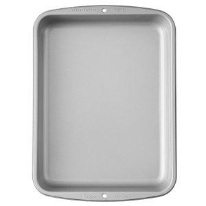Wilton Baking Tin, Large Roasting Tin, Recipe Right, 36.8 x 27.9cm (14.5 x 11in) 41h2cS4JPUL
