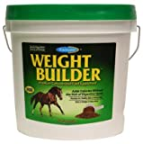 Product review for 8 Lbs - Farnam Equine Weight Builder Supplement - HIgh Calorie Rich in Omega 3