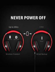 Mpow-059-Bluetooth-Headphones-Over-Ear-Hi-Fi-Stereo-Wireless-Headset-Foldable-Soft-Memory-Protein-Earmuffs-wBuilt-in-Mic-Wired-Mode-PCCell-PhonesTV