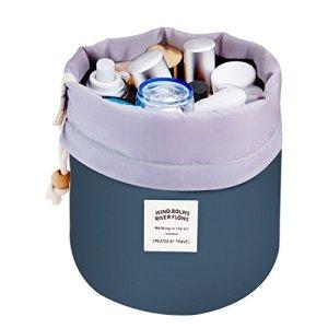 Travel Cosmetic Bags Make up Bag Organizer Men Women Hanging Toiletry Bags Wash Bags Large Capacity Drawstring Makeup… 54