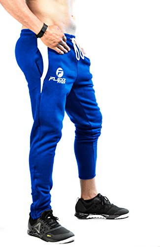 Flexz Fitness Gym Fitted Activewear Sweatpants, Bodybuilding & Lifting, Durable & Stylish 3 Fashion Online Shop gifts for her gifts for him womens full figure