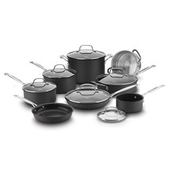 Chefs Hard Anodized Cookware Set