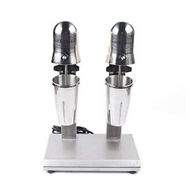Commercial-Double-Head-Drink-Mixer-Stainless-Steel-Milk-Shake-Machine-for-Drink-Mixer-110V