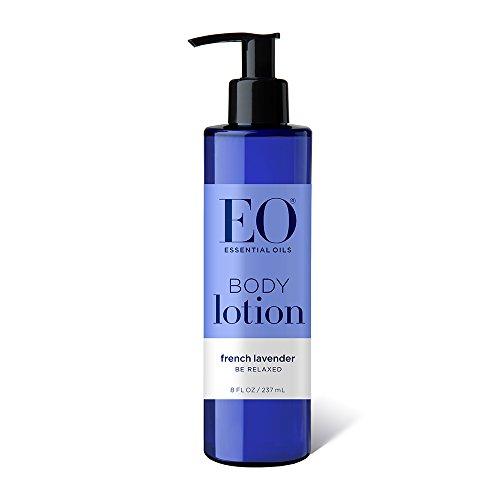 EO Botanical Ultra Moisturizing Body Lotion, French Lavender, 8 Ounce (Pack of 3)