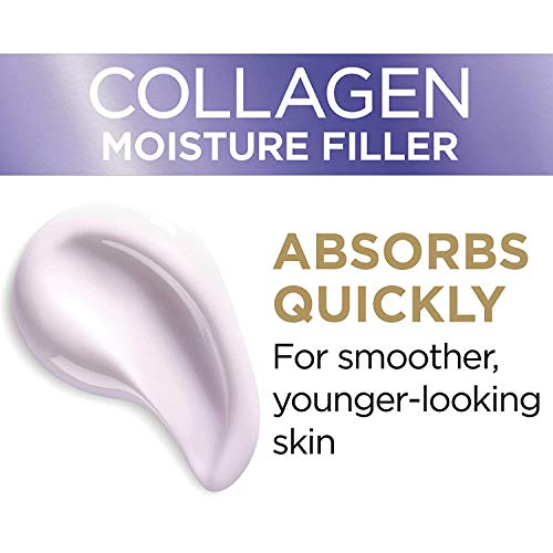 Collagen Face Moisturizer by L'Oreal Paris Skin Care I Day and Night Cream I Anti-Aging Face Cream to Smooth Wrinkles I Non-Greasy I 3.4 Ounce (Packaging May Vary) 8