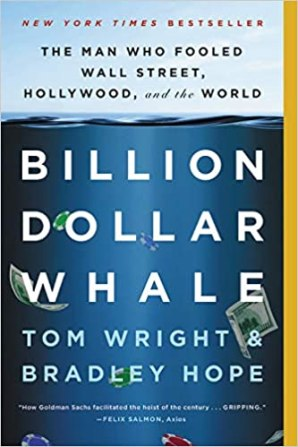 Image result for billion dollar whale amazon