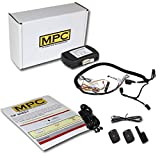 MPC Complete 1-Button Remote Start Kit for 2010-2011 Ford Focus - Key-to-Start - Prewired - with T-Harness