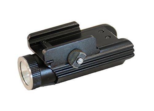 HiLight P3 400 Lumen Tactical Pistol Flashlight w/ strobe Tac ...