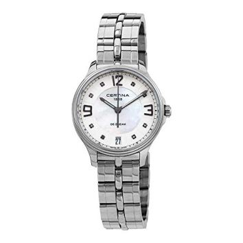 Certina Women's Quartz Watch C021-210-11-116-00