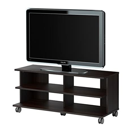 Ikea Benno Mobile Porta Tv Su Rotelle 118 X 42 X 51 Cm