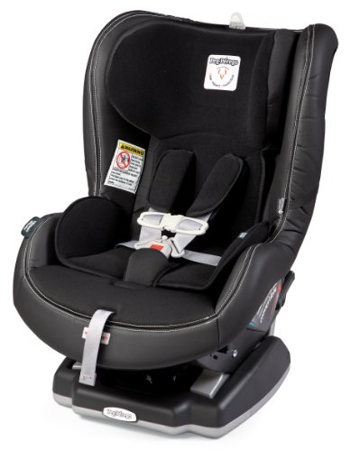 Peg Perego Primo Viaggio Convertible Car Seat, Licorice