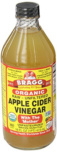 Bragg Organic Unfiltered ACV
