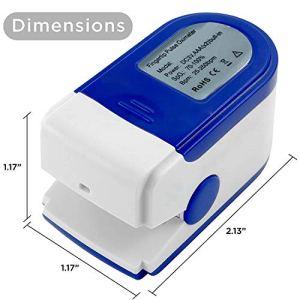 Best Fingertip Pulse Oximeter for Healthcare