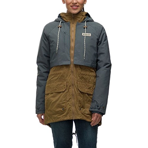 Omni-TECH Waterproof/Breathable Critically Seam Sealed Zip-In Interchange System
