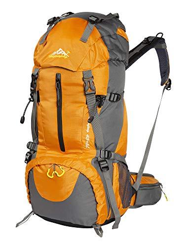 IBO Mochila Tactica Impermeable para Hombre Y Mujer Backpack para Senderismo Camping Trekking...